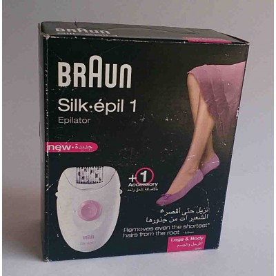 braun silk epil evermoot 2 head