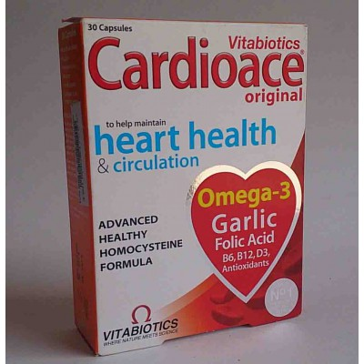 cardioace 30 tablets