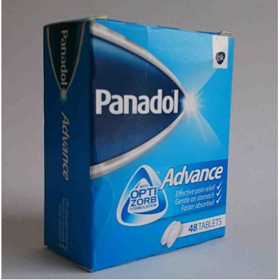 panadol advanced 24 tablets