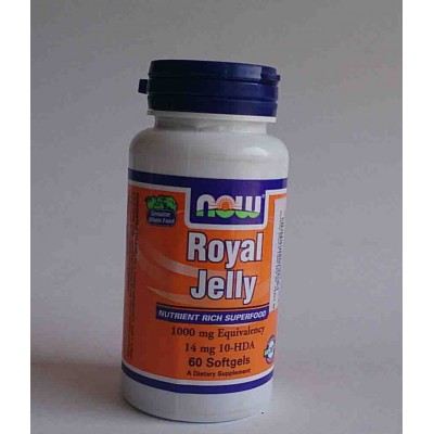 royal jelly 1000mg 60 cap