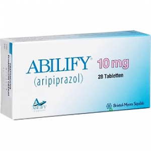Abilify 10 mg ( Aripiprazole ) 10 tablets