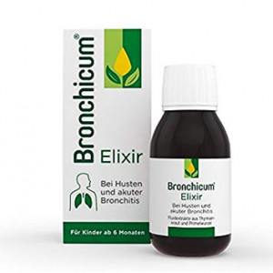 BRONCHICUM ELIXIR 100 ML ( Primula Root Fluid Extract + Thyme Fluid Extract )