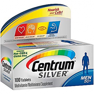 Centrum ® Silver 100 tablets for men ( + 50 years )