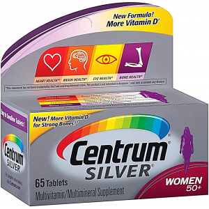 Centrum ® Silver 100 tablets for women ( + 50 years )