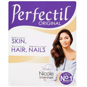 PERFECTIL ORIGINAL SKIN , HAIR , NAILS 30 TABLETS