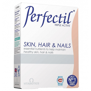 PERFECTIL TRIPLE ACTIVE  SKIN , HAIR & NAILS  30 Tablets