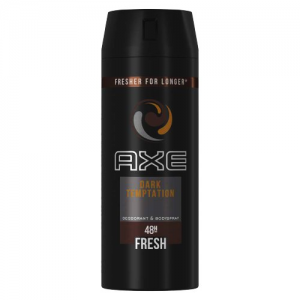 AXE Dark Temptation Deodorant Body Spray 150 ml