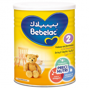 Bebelac 2 Follow On Formula 6-12 months 400 gm