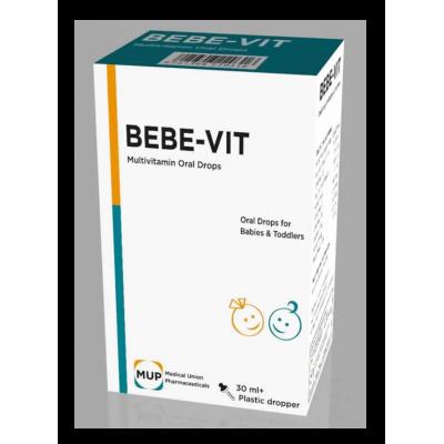 Bebe Vit Multivitamin Oral drops 30 ml