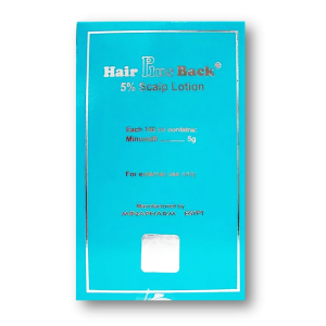 Hair Plus Back 5 % ( Minoxidil ) Scalp Lotion 100 ml