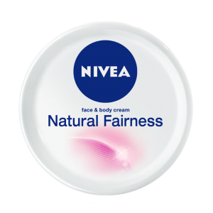 NIVEA NATURAL FAIRNESS FACE & BODY CREAM 200 ml