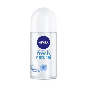 NIVEA FRESH NATURAL ANTI-PERSPIRANT ROLL ON 50 ml