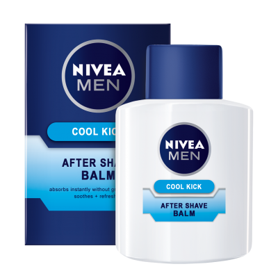 NIVEA MEN COOL KICK AFTER SHAVE BALM 100 ML