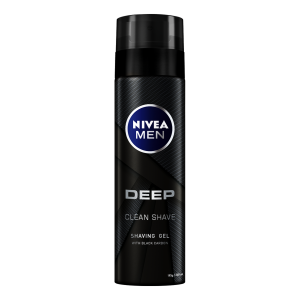 NIVEA MEN DEEP SHAVING GEL 200 ml