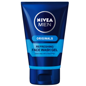 NIVEA MEN PROTECT & CARE REFRESHING FACE WASH 100 ml