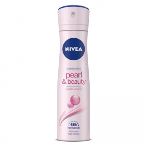 NIVEA PEARL & BEAUTY ANTIPERSPIRANT SPRAY 150 ml