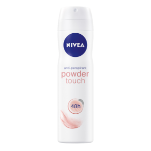 NIVEA POWDER TOUCH SPRAY 150 ml