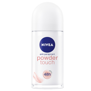NIVEA POWDER TOUCH ROLL ON 50 ml