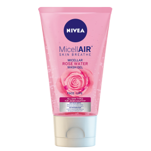 NIVEA ROSE MICELLAIR FACE WASH FOR ALL SKIN TYPES 150 ml