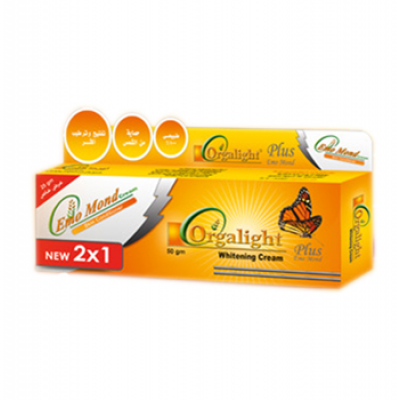 Orgalight Plus Cream 50 gm