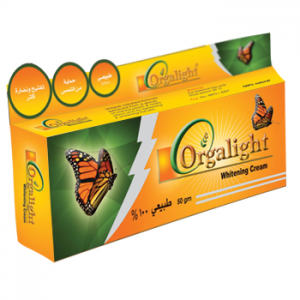 Orgalight whitening Cream 50 gm