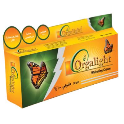 Orgalight whitening Cream 50 gm