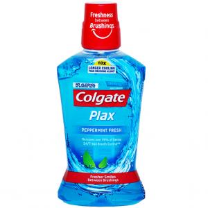 Colgate ® Plax Mouthwash Peppermint Zero Alcohol Antigerm 250 ml