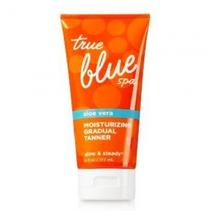 Bath & Body Works True Blue Spa Bronzing Self-Tanning Lotion with Vitamin E 177 ml