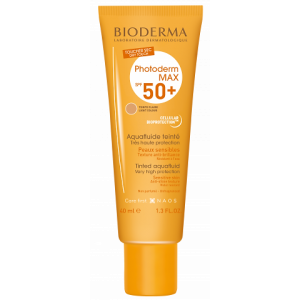 BIODERMA Photoderm MAX Aquafluide Tinted Very High Protection SPF 50+ 40 ml