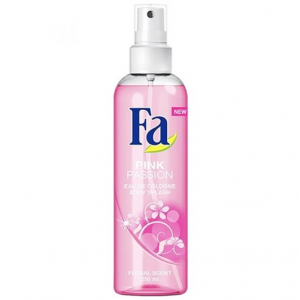 Fa Pink Passion Eau De Cologne Floral Scent 200 ml
