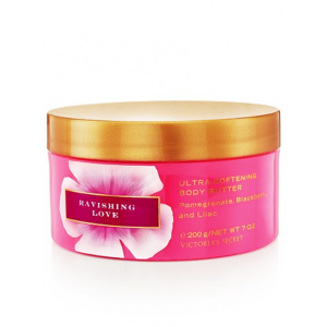 VICTORIA'S SECRET RAVISHING LOVE ULTRA SOFTENING BODY BUTTER 200 GM