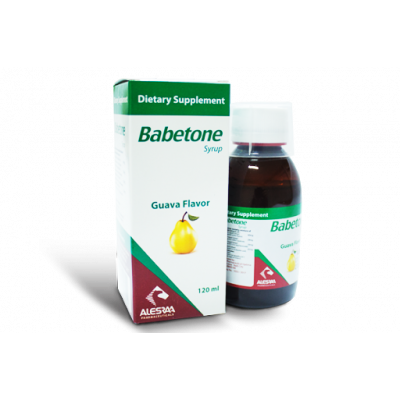BABETONE NATURAL EXPECTORANT SYRUP 120 ML