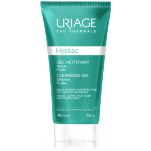 URIAGE HYSEAC GEL NETTOYANT PURIFYING CLEANSING GEL 150 ML