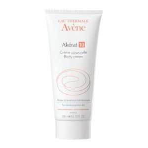Avene Eau Thermale  Akerat 10 Body Cream 200 ml
