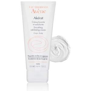 Avene Eau Thermale  Akerat Smoothing Exfoliating Cream 200 ml
