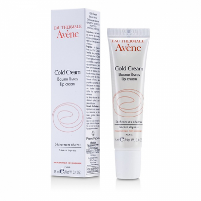 Avene Eau Thermale Cold Cream Lip Cream 15 ml
