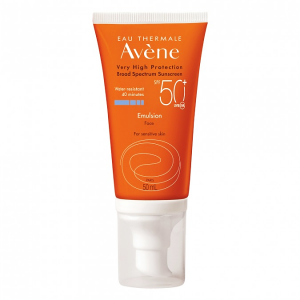Avene Eau Thermale Sunscreen Emulsion Very High protection SPF 50+ 50 mL