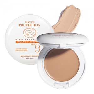 Avene Haute Protection / High Protection Tinted Compact UVA SPF 50 +