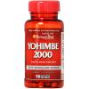 Yohimbe 2000 mg Puritan's Pride  Exotic Herb For Men  50 capsules