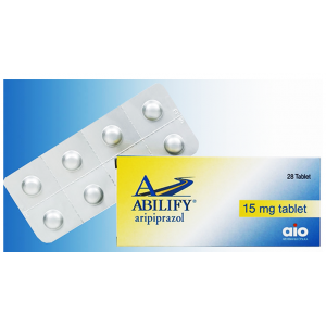 Abilify 15 mg ( Aripiprazole ) 10 tablets
