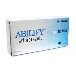 Abilify 5 mg ( Aripiprazole ) 10 tablets