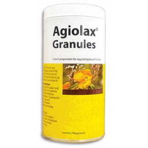 Agiolax Granules ( Psyllium + Senna ) 250 gm