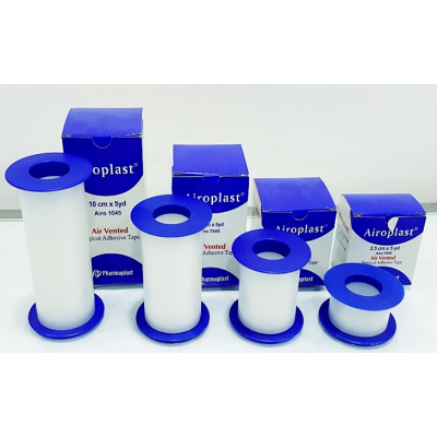 Airoplast Air Vented Surgical Adhesive Tape