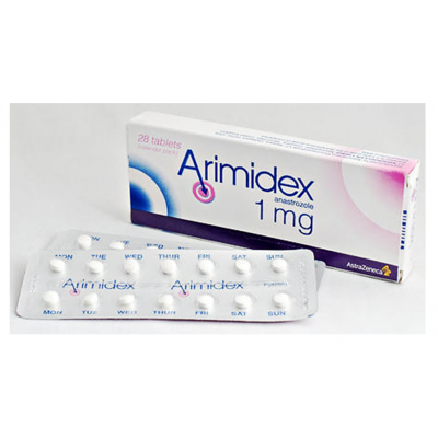 Arimidex 1 mg ( Anastrozole ) 28 tablets