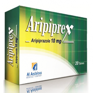 Aripiprex 10 mg ( Aripiprazole ) 20 film-coated tablets