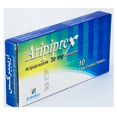 Aripiprex 30 mg ( Aripiprazole ) 20 film-coated tablets