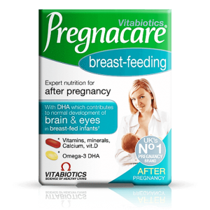 Pregnacare Breast - feeding Vitabiotics Expert Nutrition For After Pregnancy 84 tablets