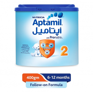 Aptamil 2 Follow On Milk Formula 6 - 12 months 400 g