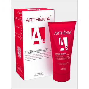Arthenia Cream ( Liquorice + Kojic Acid + Vitamins A - C - E + Lactic Acid + Tea Tree Oil ) 20 gm
