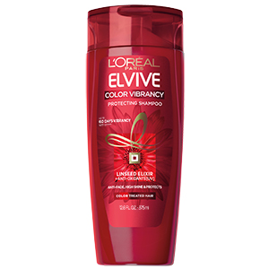 LOREAL ELVIVE Color Vibrancy Protecting Shampoo 400 mL